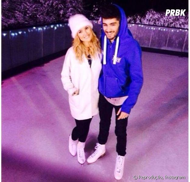 Zayn Malik, ex-One Direction, e Perrie Edwards não vão casar agora, segundo cantora