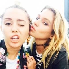 Miley Cyrus é flagrada aos beijos com modelo da Victoria's Secret, Stella Maxwell! OMG