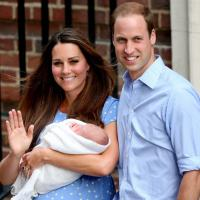 Kate Middleton e William marcam data do batizado do bebê real George Alexander