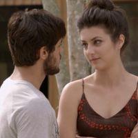 """Novela """"Malhação"""": Jade pede Cobra (Felipe Simas) em casamento após ouvir previsão de cigana!"""