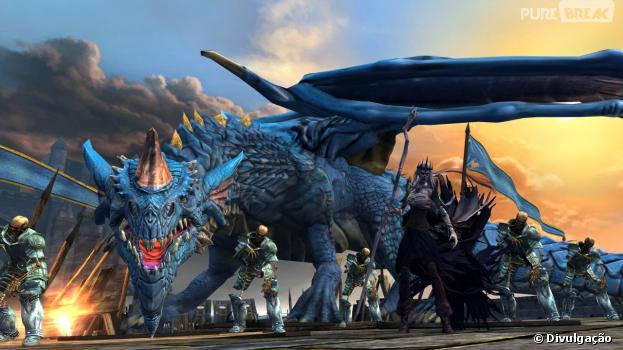 Neverwinter, novo MMORPG da Perfect World,chegará ao Brasil ainda esse ano totalmente em português.