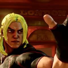 """Em """"Street Fighter V"""": Ken é confirmado como personagem jogável"""