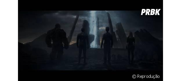 """Trailer final de """"Quarteto Fantástico"""" é divulgado pela Marvel"""