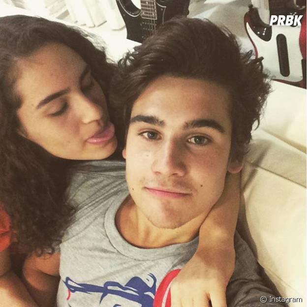 """Nicolas Prattes é namorado de Lívian Aragão, que também está no elenco da nova """"Malhação"""""""