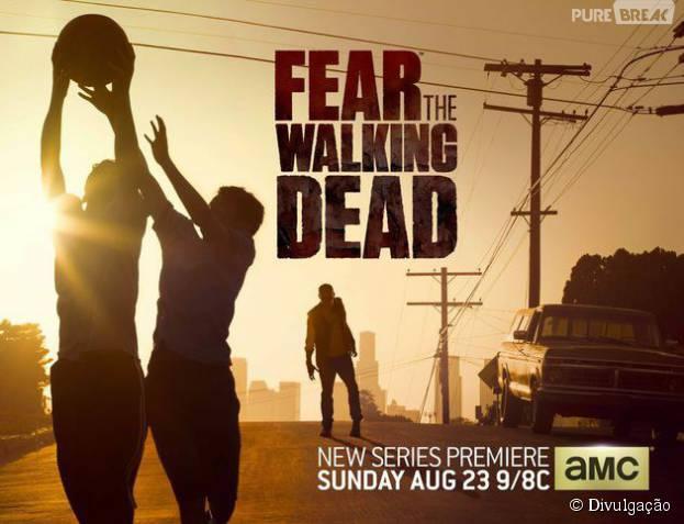 """""""Fear The Walking Dead"""" ganha nova foto promocional!"""