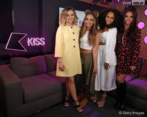 As meninas do Little Mix falaram com o Purebreak!
