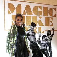 """Ludmilla comemora trilha sonora no filme """"Magic Mike"""" e recebe fãs em pré-estreia exclusiva!"""