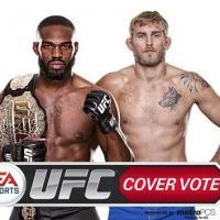 "Jogo ""EA Sports UFC"": Jon Jones e Gustafsson dividem capa de game de MMA"