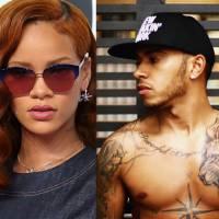 Rihanna e Lewis Hamilton juntos?! A cantora está cada vez mais próxima do piloto de Formula 1