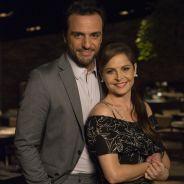 """Novela """"Verdades Secretas"""": Carolina percebe os olhares de Alex para Angel e pede o divórcio!"""