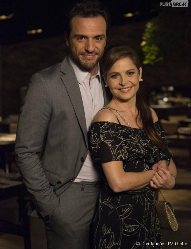 """Em """"Verdades Secretas"""", Alex (Rodrigo Lombardi) vai esnobar Carolina (Drica Moraes)"""