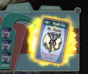 """Atualização de """"Fallout Shelter"""" traz a carta do Mr. Handy para ser um sweller em seu Vault"""