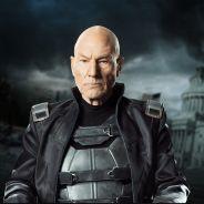 """De """"Wolverine 3"""": Professor Xavier (Patrick Stewart) vai ter um papel importante no filme"""