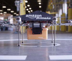 """""""Amazon Prime Air"""" é a nova modalidade de entrega que está sendo desenvolvida pela Amazon"""