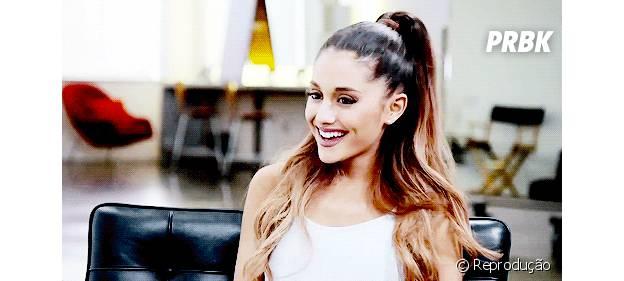 Ariana Grande vem ao Brasil em outubro