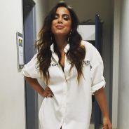 Anitta faz hangout surpresa e rebola muito para os fãs no Facebook!