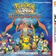 """Com """"Pokémon Super Mistery Dungeon"""" os portáteis Nintendo 3DS poderão curtir um RPG roguelike com seus montros favoritos"""