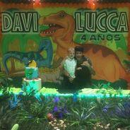 Neymar Jr. comemora aniversário do filho Davi Lucca em meio à polêmica com Manchester United