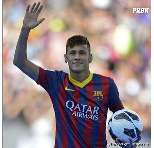 Neymar Jr está jogando atualmente no Barcelona e diretor não pretende abrir mão dele