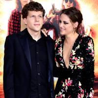 Kristen Stewart e Jesse Eisenberg dão amassos em nova comédia de Woody Allen!