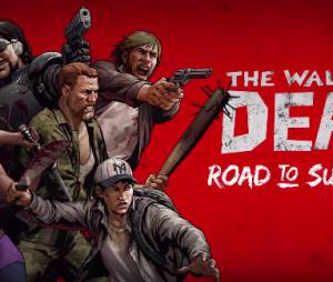 "Trailer de ""The Walking Dead: Road to Survival"", o novo jogo de RPG baseado nos quadrinhos"