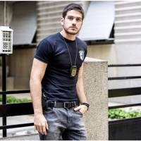 """Marco Pigossi, de """"A Regra do Jogo"""", comenta ansiedade pela estreia: """"Grandíssimas expectativas"""""""