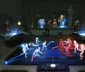 """""""Star Wars: Galaxy of Heroes"""" tembatalhas no estilo RPG por turnos"""