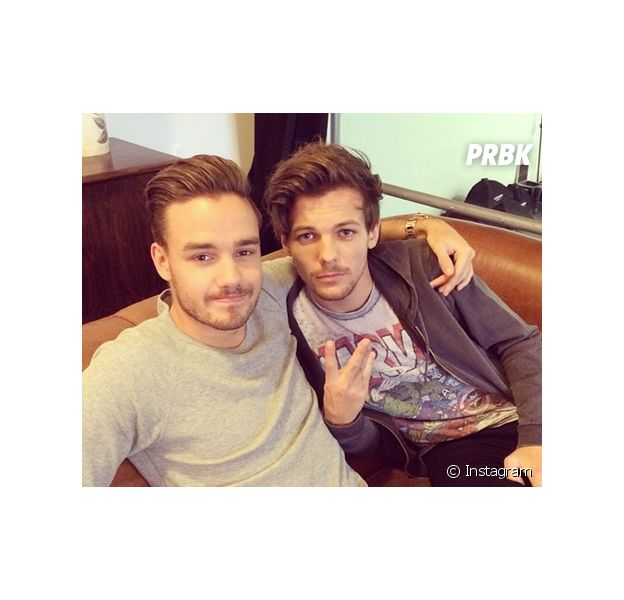 Liam Payne, do One Direction, faz aniversário e Louis Tomlinson comemora com o amigo de banda!