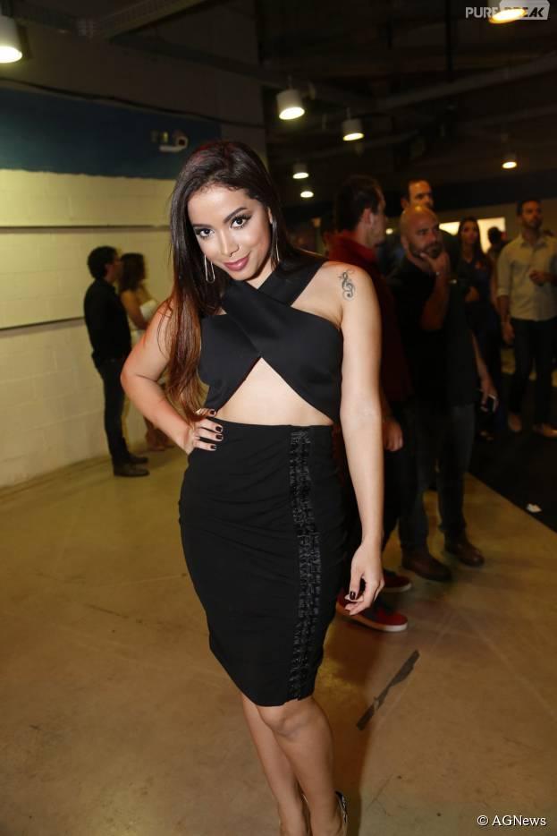 Junto a Luan Santana, Anitta domina Prêmio Multishow 2015