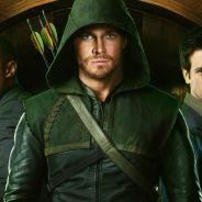 """Em """"Arrow"""": na 4ª temporada, Oliver Queen (Stephen Amell) aparece em novo pôster promocional!"""