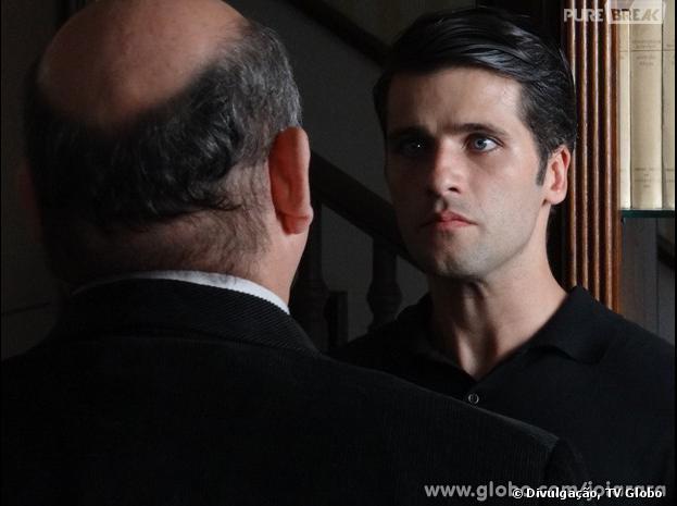"""Franz (Bruno Gagliasso) será acusado pelo acidente de Silvia (Nathalia Dill) em """"Joia Rara"""""""