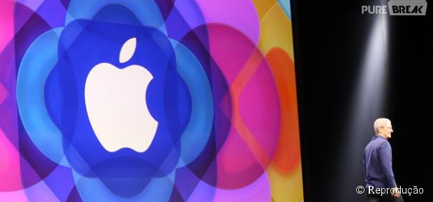 Conferência da Apple vai rolar em 09 de setembro