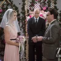 """Em """"The Big Bang Theory"""": na 9ª temporada, veja as primeiras fotos do casamento de Leonard e Penny!"""