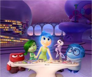 """A animação """"Divertida Mente"""" fez muita gente chorar, mais do que rir. Vê se pode!"""