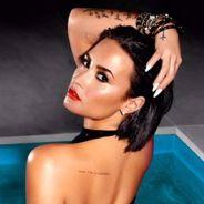 """Demi Lovato divulga capa de """"Confident"""", próximo single de seu novo álbum!"""