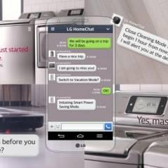 Aplicativo da LG envia mensagens para seus eletrodomésticos
