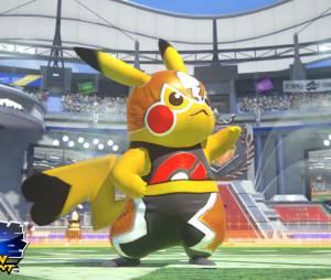 """O jogo de luta da série """"Pokémon"""", """"Pokkén Tournament"""" traz Pikachu Mascarado como nova opção de personagem jogador"""