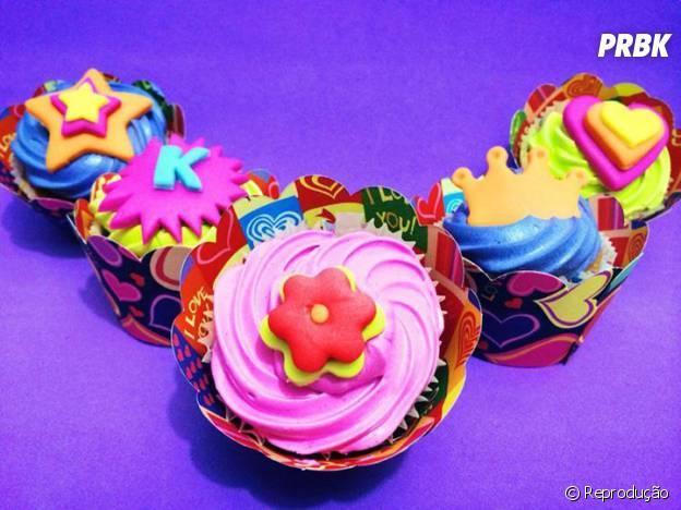 Pedro Henrique Castro abusa da criatividade com seus cupcakes da Cake in Time!