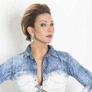 """Valesca faz homenagem a """"Verdades Secretas"""" em show e dá dicas para dançarinas de """"A Regra do Jogo""""!"""