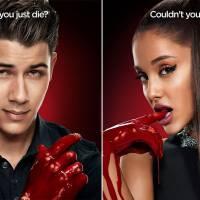 """Ariana Grande e Nick Jonas, em """"Scream Queens"""", e outros cantores que já participaram de séries!"""