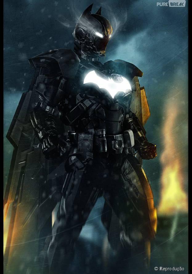 Batman ou Homem de Ferro? Veja 30 ilustrações divertidas do personagem da DC Comics