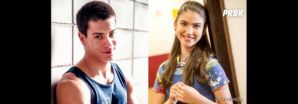 """Em """"Êta Mundo Bom"""", próxima trama das 18h da Globo, Arthur Aguiar e Giovanna Grigio vão fazer par romântico"""
