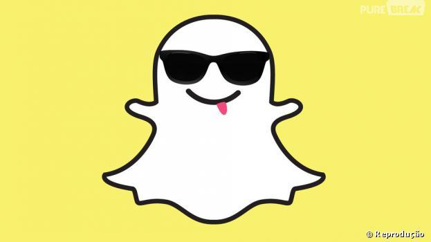 """Usuários do """"Snapchat"""" tiveram seus dados vazados na última quarta-feira, dia 1"""