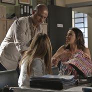 """Novela """"I Love Paraisópolis"""": Mari (Bruna Marquezine) e Danda são presas por desacato!"""
