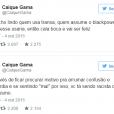 Caíque Gama se defende de acusações em seu Twitter pessoal