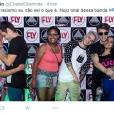 Haters atacam Caíque Gama no Twitter