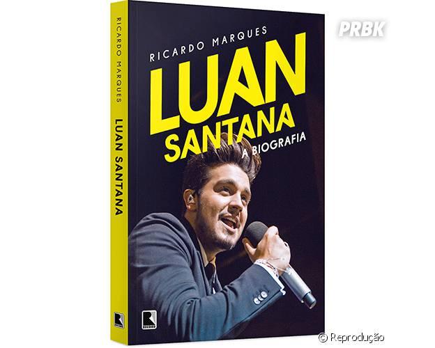 Luan Santana vai ter biografia lançada em breve