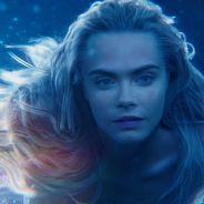 """Cinebreak: """"Peter Pan"""" finalmente chega às telonas e traz Cara Delevingne na pele de uma sereia!"""