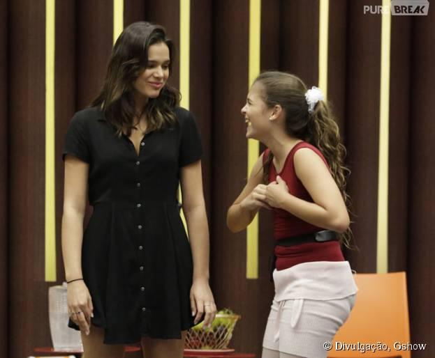 """Luana Marquezine, irmã deBruna Marquezine, vai participar do especial """"Dancinha dos Famosos 2015"""""""