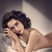 """Emilia Clarke, a Daenerys de """"Game of Thrones"""", é eleita a mulher mais sexy do mundo pela Esquire"""